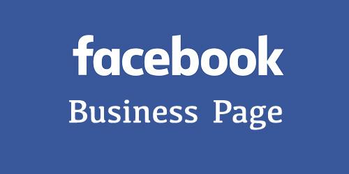 Création d'une page Facebook professionnel