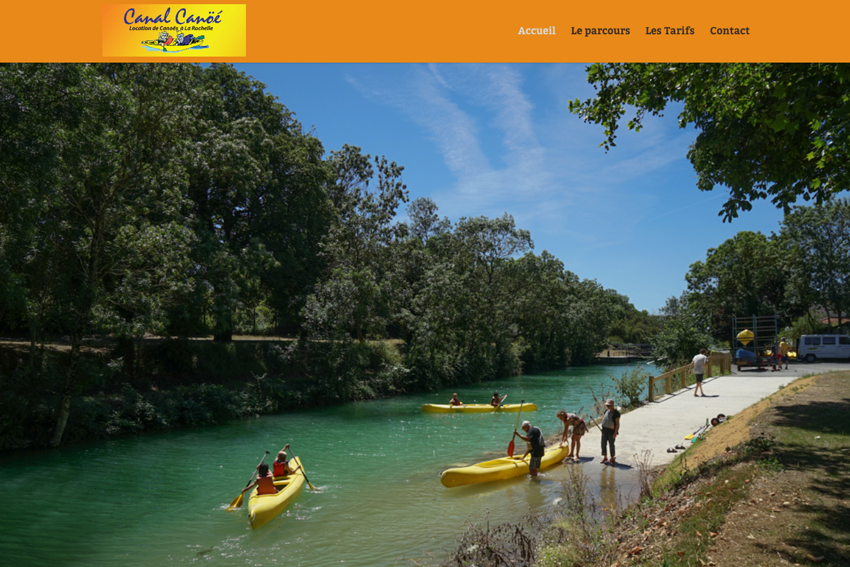 création de site internet webmaster La Rochelle wordpress