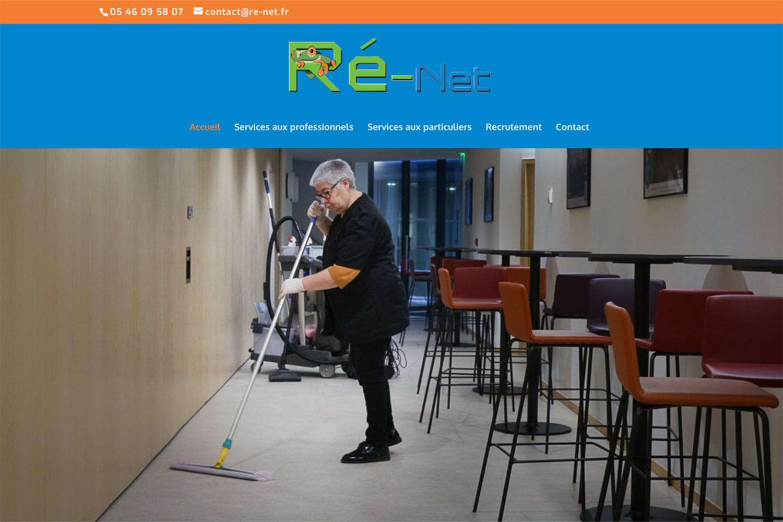 webmaster La Rochelle création de sites internet site vitrine photographie d'entreprise publicité digitale